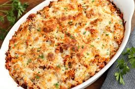 pioneer woman thanksgiving sides spicy lasagna hotdish the pioneer woman