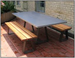 Diy Patio Table Top Awesome Diy Patio Table Top Ideas Concrete Patio Table Top Diy