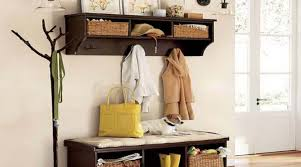 bench wooden bench with storage beautiful entryway wood bench