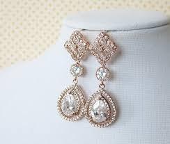 teardrop chandelier earrings gold teardrop deluxe cubic zirconia teardrop earring