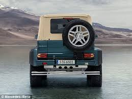 mercedes g class calgary mercedes reveals s most expensive suv for 500 000 daily