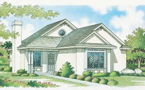 luxury in miniature 5509br architectural designs house plans