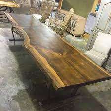 Quartz Conference Table Live Edge Furniture Horizon Home Furniture Huge Warehouse
