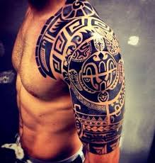 25 hunky bicep tattoos for to look gallant and fearless
