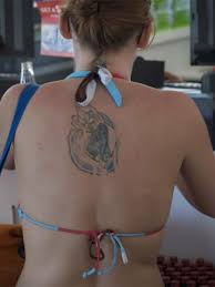 Tattoos For Middle Of Back 30 Nicest Back Tattoos For Creativefan