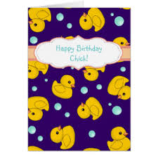 duck greeting cards zazzle
