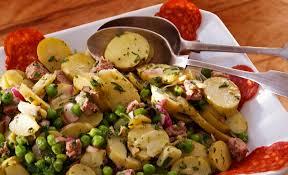 charcuterie style potato salad u2013 the wise kitchen