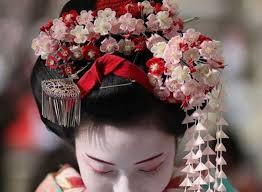 japanese hair ornaments kanzashi the traditional hair ornament and self defense weapon