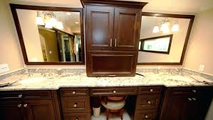 Bathroom Vanity Storage Bathroom Vanity Storage Cabinet Sequoiablessed Info