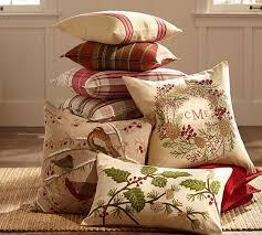 Christmas Pillows Pottery Barn Grainsack Stripe Pillow Cover Pottery Barn