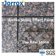 Textured Paint For Exterior Walls - cost effective stone texture paint for exterior wall decoration