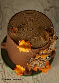 thanksgiving cake or autumn wedding cake ideas cakecentral