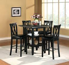 furniture delightful counter height table dining sets room