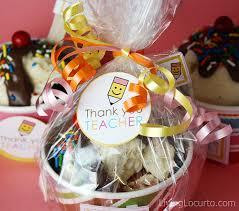 Ice Cream Gift Basket Ice Cream Cupcakes Free Printable Tags Teacher Gift