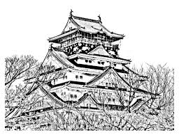 japanese coloring pages coloringsuite com