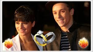 mariage alizee alizée et grégoire lyonnet la date du mariage dévoilée