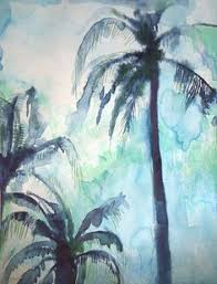 palm tree art palm tree drawing holiday view pinterest