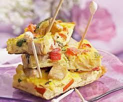 recette de cuisine de chef étoilé la tortilla au thon et poivron une recette du chef lignac