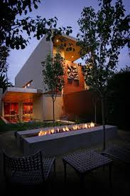 Linear Fire Pit by 187 Best Modern Fire Pits Images On Pinterest Fire Pits Fire