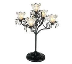 battery operated lights with timer battery operated candelabra light w timer by exhart page 1 qvc com