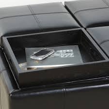 damon sectioned cube ottoman nfusion furniture