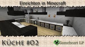 Ideen Kche Einrichten Minecraft Küche 02 Einrichten In Minecraft Youtube