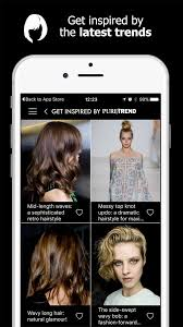 style my hair hair styles and hair colors try on android apps