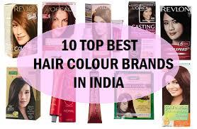 best hair dye brands 2015 10 hair color brands in india