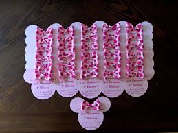 minnie mouse baby shower ideas photo minnie mouse baby shower image