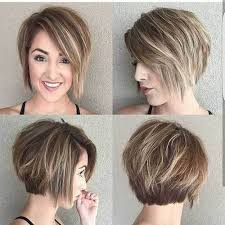 short haircuts for fat faces pics 18 fresh layered short hairstyles for round faces crazyforus