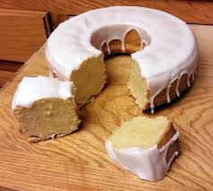 lemon sour cream pound cake2 the enchanted whisk