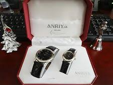 His And Hers Items Anriya Milan His And Her Watches Ebay