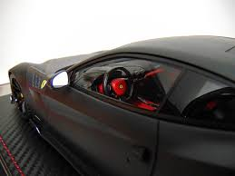 Ferrari F12 Black - gallery for 1 18 svr ferrari f12 berlinetta matte black