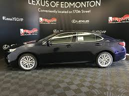 cars lexus 2017 pre owned 2017 lexus es 350 demo unit executive package 4 door