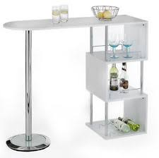 Bar Tables Kitchen Furniture EBay - Kitchen breakfast bar tables