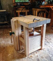 small workbench bench decoration