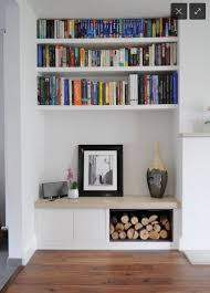 Kitchen Alcove Ideas Image Result For Alcove Shelves To Ceiling Or Picture Rail