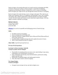 Interior Design Resume Templates Essay On The Enlightment Period Sample Of Research Methods In