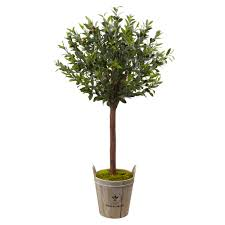 Pre Lit Topiary Artificial Topiary Trees Artificial Topiaries Topiary Plants