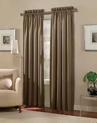 decorations bay window with clever window curtain ideas showed