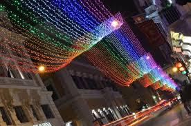 rainbow lights cause furor in rome ny daily news