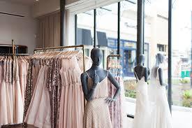 bridesmaid dress shops i said yes to the dress bhldn houston bridal salon livvyland