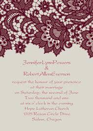 wedding invitations burgundy burgundy wedding invitations cloveranddot