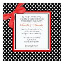 polka dot wedding invitations lovely polka dot wedding invitations collection on creative