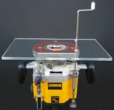 is a plunge router suitable for router table work woodworking