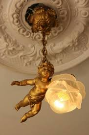 Vintage French Chandeliers 21 Best French Angel Chandelier Images On Pinterest Chandeliers