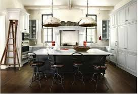 tremendous french kitchen decoration with large kitchen island tremendous french kitchen decoration with large kitchen island with white granite top also