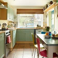 Green Country Kitchen Podobny Obraz Mint Refreshing Interiors Design Pinterest