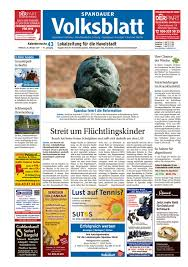 G Stige Einbauk Hen Spandau Nord By Berliner Woche Issuu