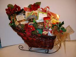 gift baskets u2013 a little of everything christmas gift basket